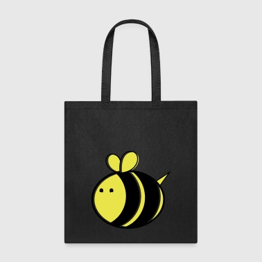 super large  bumble bee - Tote Bag