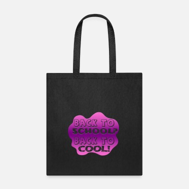 School Back to school - Tote Bag