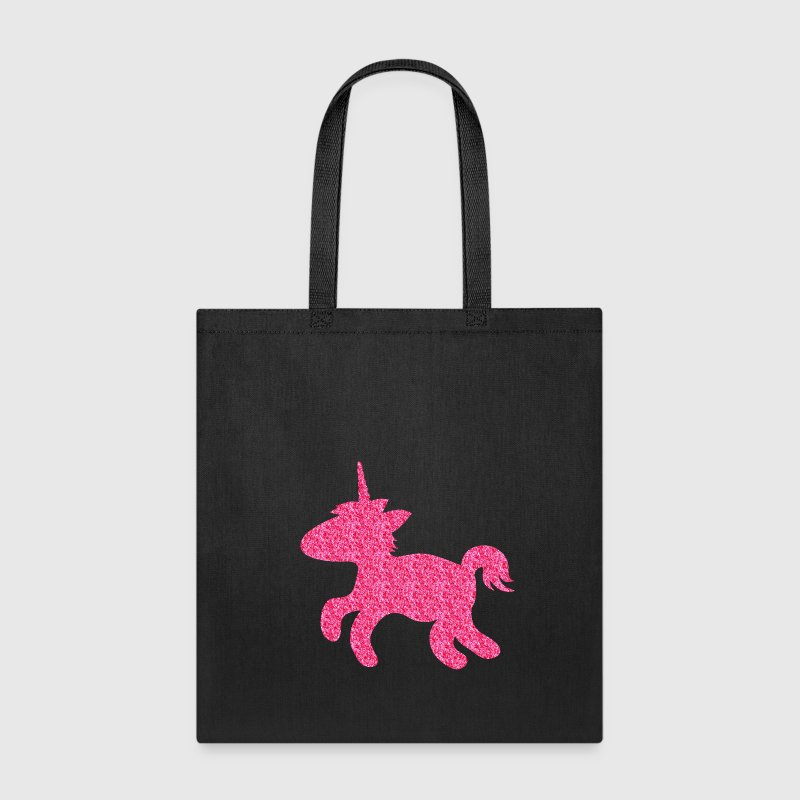 glittering cute unicorn - Tote Bag