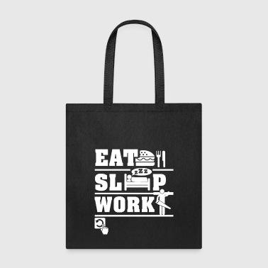 Worker Shirt - Tote Bag