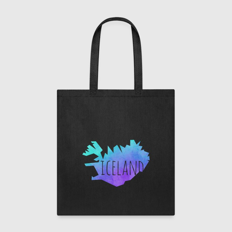 iceland - Tote Bag