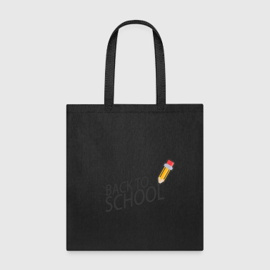 Back To School - Tote Bag