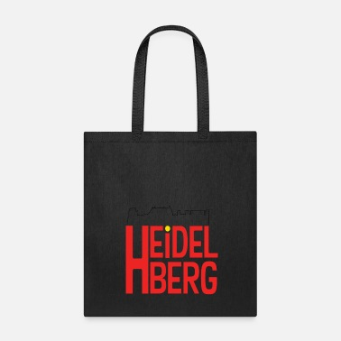 Heidelberg RED heidelberg - Tote Bag