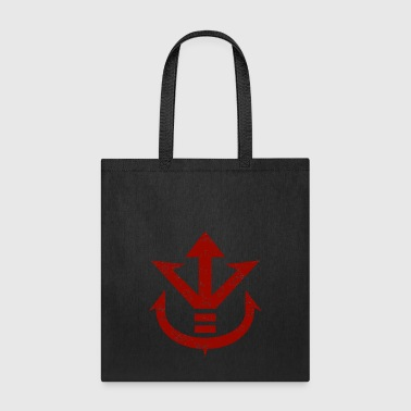 Royal Crest (grunge) - Tote Bag