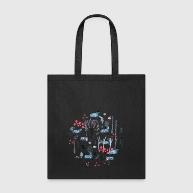 Frosted Forest - Tote Bag