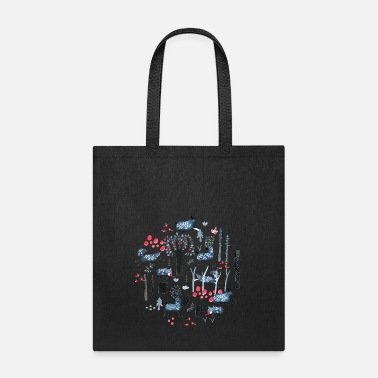Frost Frosted Forest - Tote Bag