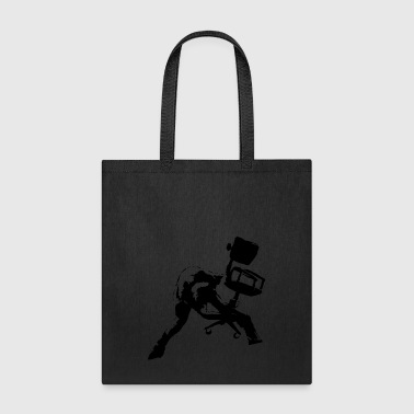 Banksy The Clash - Tote Bag