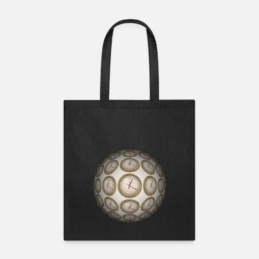 Clock Clocks - Tote Bag