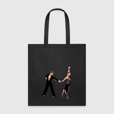 latin dance - Tote Bag