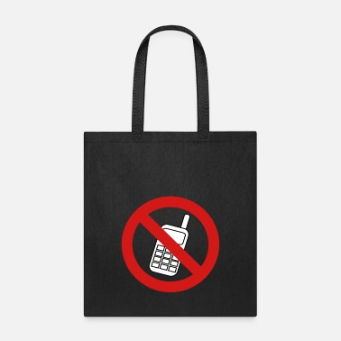 Phone No Phone - Tote Bag