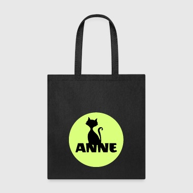Firstname Anne name firstname - Tote Bag