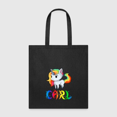 Carl Carl Unicorn - Tote Bag