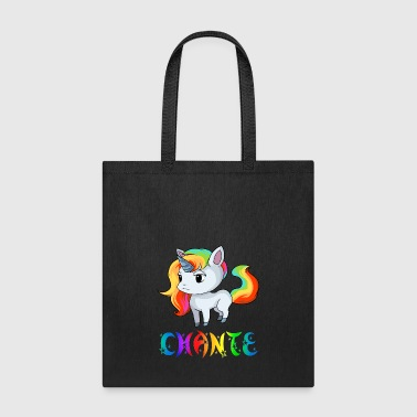 Chant Chante Unicorn - Tote Bag