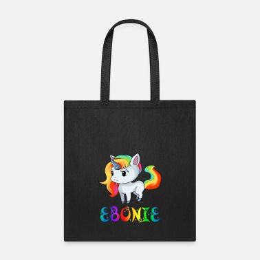 Ebony Ebonie Unicorn - Tote Bag