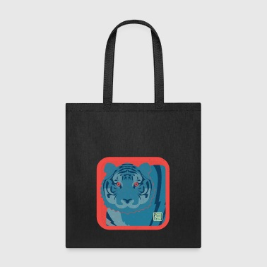 Year of the Tiger Silkscreen - Tote Bag