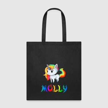 Molly Molly Unicorn - Tote Bag