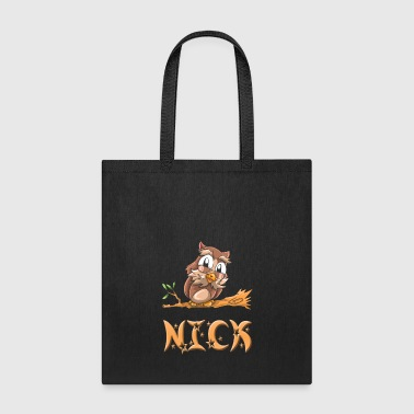 Nick Owl - Tote Bag
