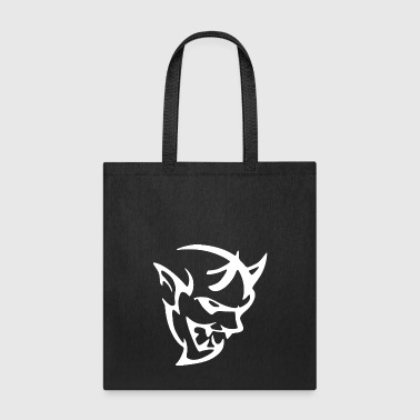 DODGE DEMON HEAD - Tote Bag