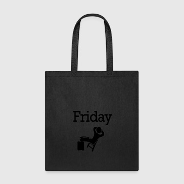 Friday Party Funny Weekend 28 - Tote Bag