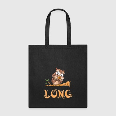 Long Long Owl - Tote Bag
