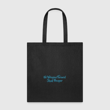 No Weapon Formed - Tote Bag