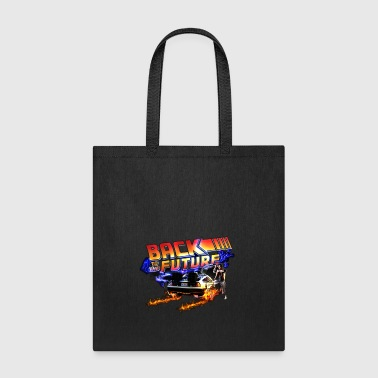 back to the future - Tote Bag