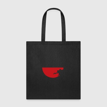 Down - Tote Bag