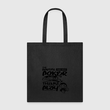 Poker strategists - Tote Bag