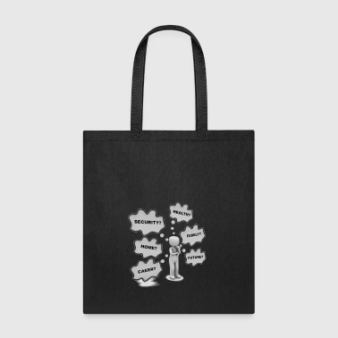 What am I to do? - Tote Bag