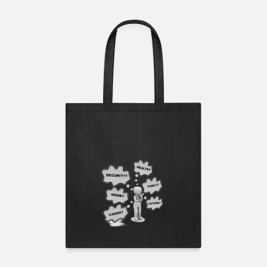 Blasen What am I to do? - Tote Bag