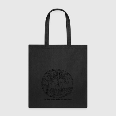 Bondage:  It only seems KINKY the FIRST time! - Tote Bag