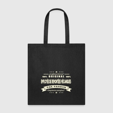 Ski Lift Original ski lift employee - Tote Bag