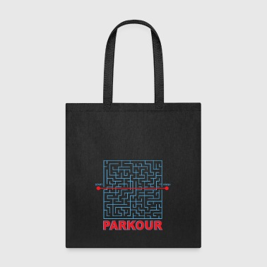 Parkour - Tote Bag