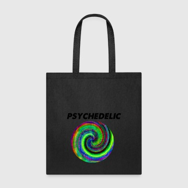 psychedelic - Tote Bag