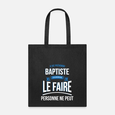 Baptist Baptist nobody can gift - Tote Bag