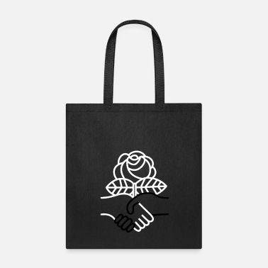 Democrat Democratic Socialists - Tote Bag