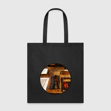 Capital A - Tote Bag
