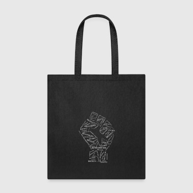 Historical Historical Fist - Tote Bag