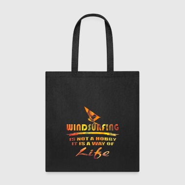 Windsurfing - Tote Bag