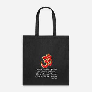 Mantra Gayatri mantra - Tote Bag