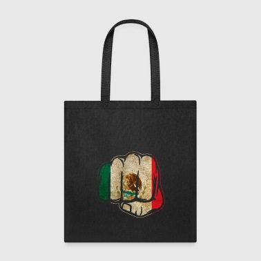 Mexico Fist - Tote Bag