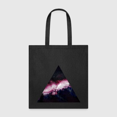 Hipster triangle galaxy - Tote Bag