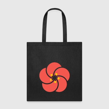 Japanese Apricot Blossom - Tote Bag