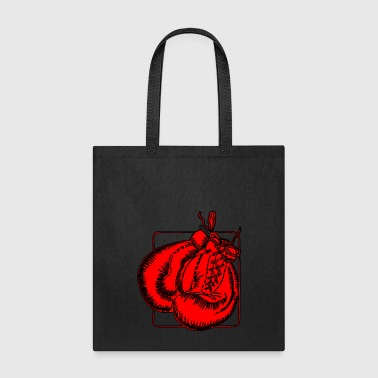 Boxing Gloves boxing gloves - Tote Bag