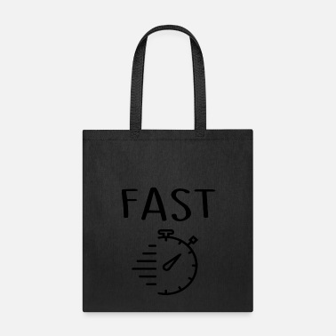 Fast Fast - Tote Bag
