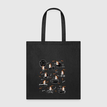 Travel cat - Tote Bag