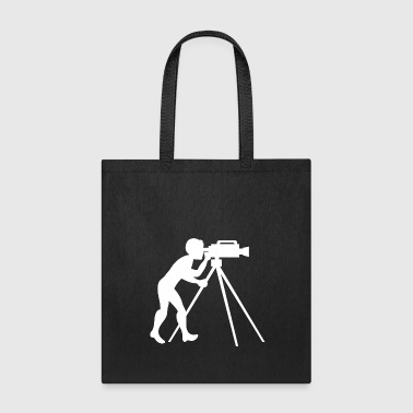 Filmmaker Camera Movie Film Hollywood - Tote Bag