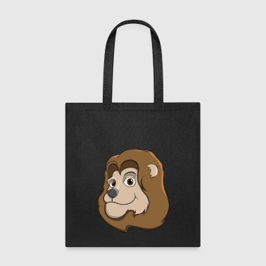 Smiley nice lion - Tote Bag