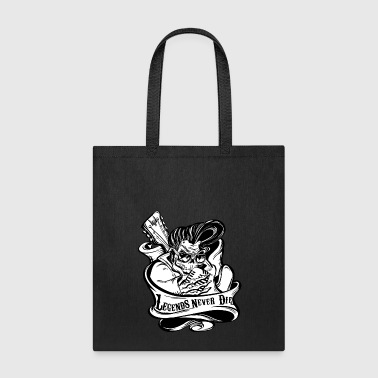 Legends Never Die - Tote Bag