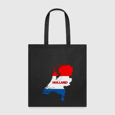 Holland Holland map - Tote Bag